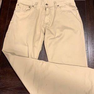 Polo Ralph Lauren khaki pants